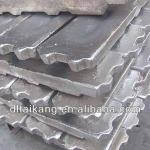 factory high purity zinc ingot with competitive price-99.995%