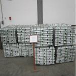 high purity zinc 99.99 ingot from china-0115N