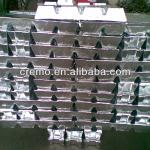 zinc metal ingots in China-various
