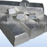 high purity magnesium ingot (mg ingot) 99.98%-