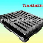 cast iron grating-D400