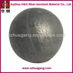 12-26% High Chrome steel ball in casting for mining-HG-LCB