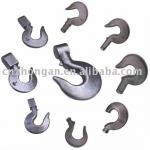 carbon steel forging hook-za
