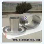Gr2 titanium disk/disc Dia135XDia40X20mm ASTM B381 chemical industry, paper making, metallurgr, oil industry-ASTM B348/381