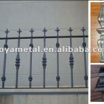 fence cast iron metal guard-BY-S1015