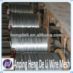 0.25mm-5.0mm hot dipped electro galvanized wire-HDL-GWA