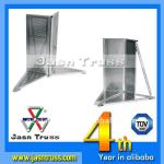 1.2*1.2*1m crowd barrier corner (45 degree to adjustable 135 degree )-