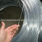 electro/hot dipped galvanized iron wire BWG8-BWG24-q195 galvanized iron wire