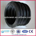 high quality big coil black annealed wire / black steel wire-BW-WR