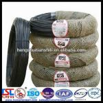 ISO factory 19 gauge black annealed wire-19 gauge black annealed wire