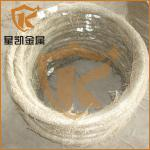 bwg 22 8kg electro galvanized iron wire factory-BWG8-38#