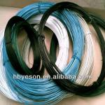 plastic cover iron binding wire/Low price metal wire/Iron wire binding-8-27