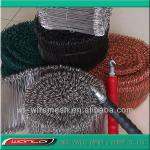PVC Coated / Galvanized Double Loop Wire Tie-WL-201204