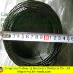 bwg 18 1 24mm annealed wire/Wire anneled black/soft black annealed wire factory price-HH-B