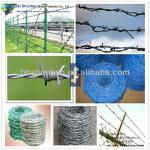 galvanized safety barbed wire ISO manufacturer-sl02