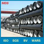 Hot sale ductile iron pipe with factory price-T/K type