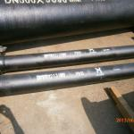 Double welding flange DI pipe-EN545 pipes