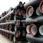 ISO2531 Ductile Iron Pipe Class K8/9 of size DN400-T type / K type / Flange type