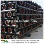ductile iron pipe class for oil industry ISO2531&EN545/598-DN80-DN2200