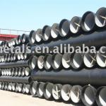 Ductile iron T-type pipe push on joint-/