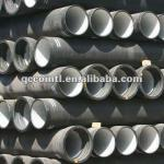 Ductile cast iron pipe ISO8179-T type / K type / Flange type