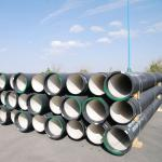 Ductile Iron Pipe DN350mm, acc.ISO2531,Class k9-