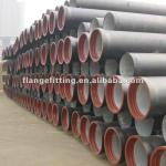 water pressure test ductile iron pipe-