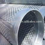 perforated tube-