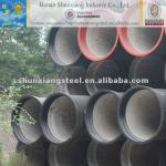 Ductile Iron Cement Lined Pipe Supplier-k7,k8,k9,k10