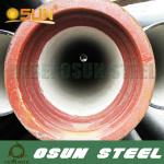 ISO2531 T Type/K Type/S Type/N1 Type Centrifugal Ductile Cast Iron Pipe-