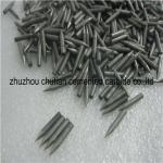 factory suply surface grinding diameter2.3*L16mm*30degree length tungsten carbide pointed studs-zzct18330