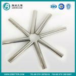Top quality sintered carbide rods with full grade and size-solid carbide rods