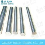 supply excellent quality hard metal rods (hard alloy round rod bars) at best price-customized