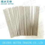 supplier high quality solid carbide rods 0.3*165 in china(for carbide milling drill titanium nitride)-various type