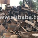 Plate and Structural Steel Scrap-Plate and Structural Scrap