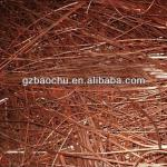 Copper Scrap, Copper Wire Scrap, Millberry Copper 99%-99%