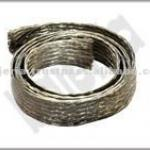 ROUND STRANDED COPPER FLEXIBLE WITH OVERALL BRAIDING-