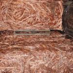 Used MILBERRY COPPER SCRAP-