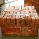 High Quality Copper Millberry Scrap-