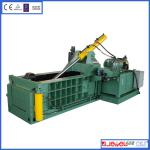 Good price CE, ISO, TUV, SGS certification steel scrap baling machine-JPY81-135A