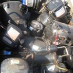 Compressors Scrap/ Sealed Untis-