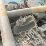 Bronze Scrap Gun metal-