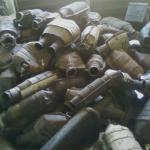 Catalytic Converter Scrap-