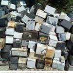 USED LEAD BATTERY-