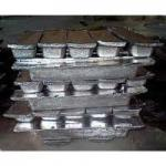 remelted lead ingot-