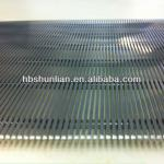 Mine sieving mesh / wedge wire screen (20 years professional factory)-SL-ZB1244,we can desigh as your requirements