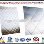 3003,3004,3014 diamond colored aluminum ceiling sheet