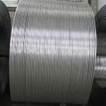 9.5mm aluminium alloy wire manufactures for AAAC