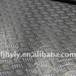 A3003 Aluminium chequered plate 6mm thickness (small 5 bar,big 5 bar)