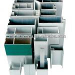 aluminium curtain wall